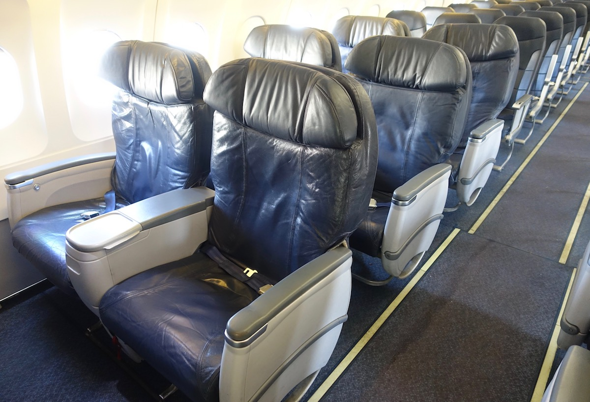 Spirit Airlines Booking >> Review: Spirit Airlines Big Front Seat A319 Los Angeles To Seattle - One Mile at a Time