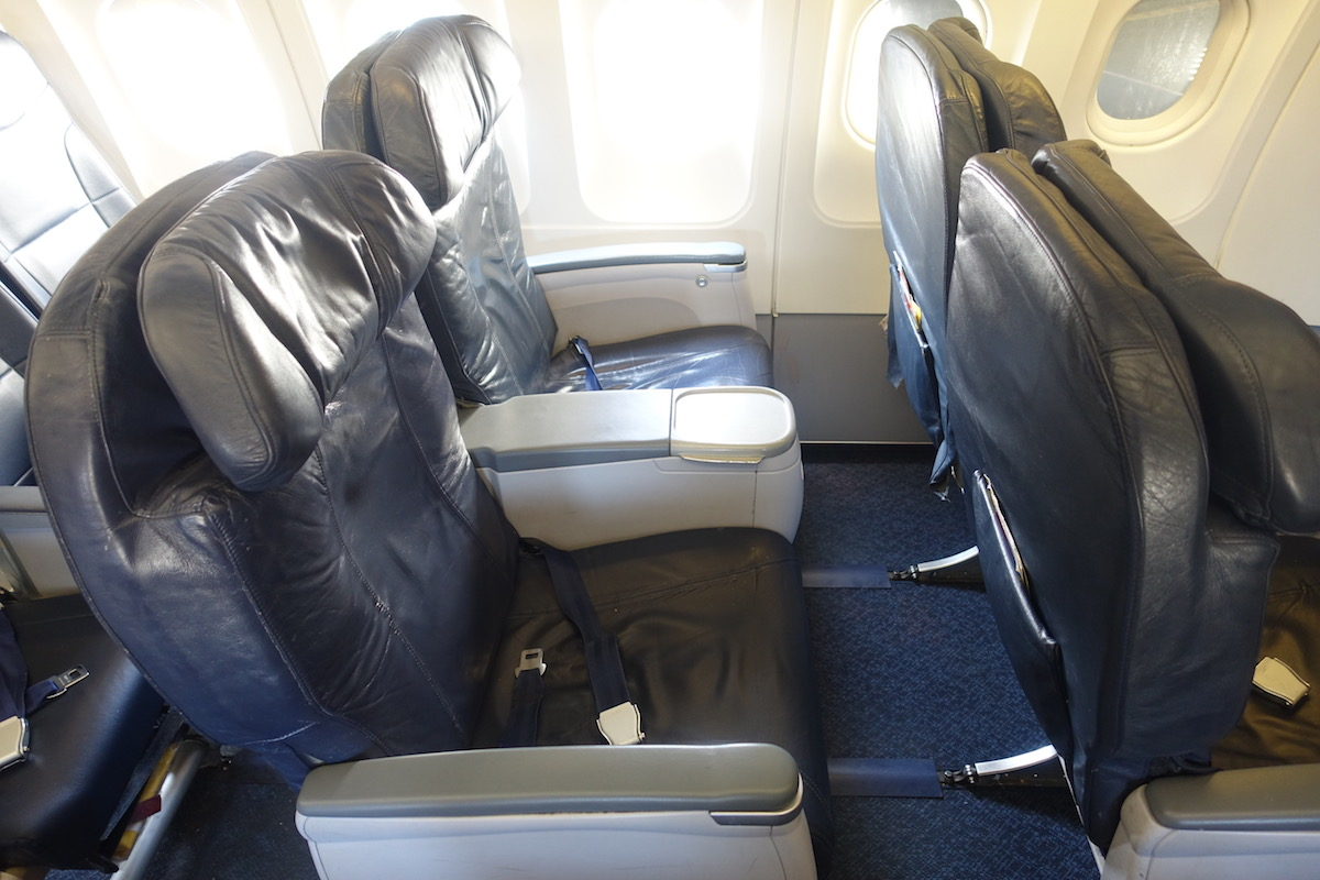 Spirit Airlines Big Front Seat Review I One Mile At A Time
