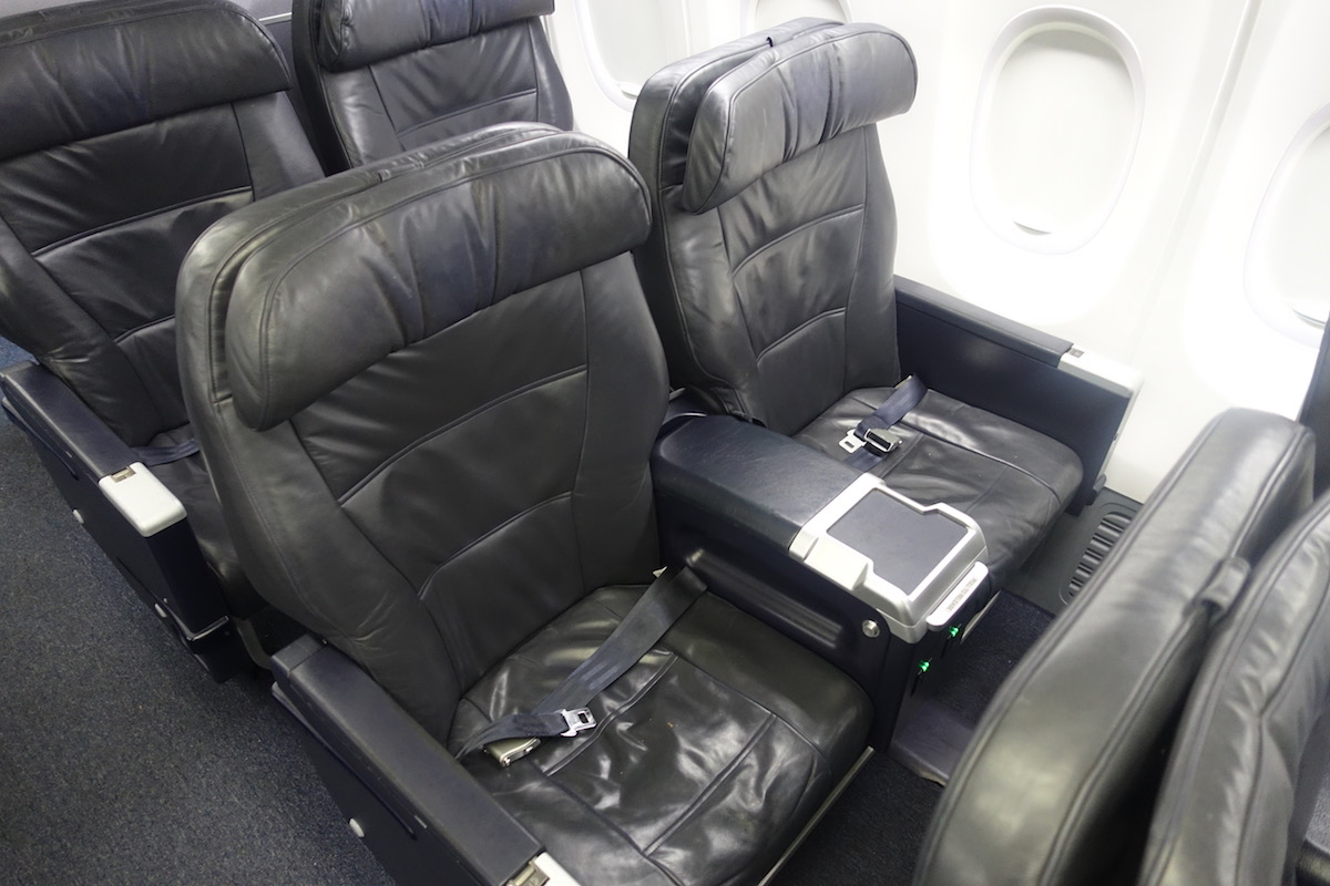 United Airlines Blocking Seats Including In First Class One Mile At A Time
