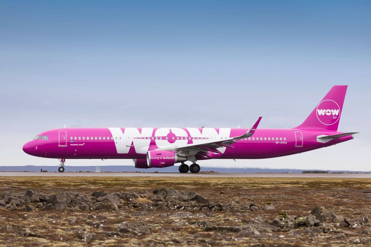 WOW Air Assets Were Bought For Only ~400K USD