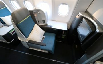 Aer Lingus Business Class