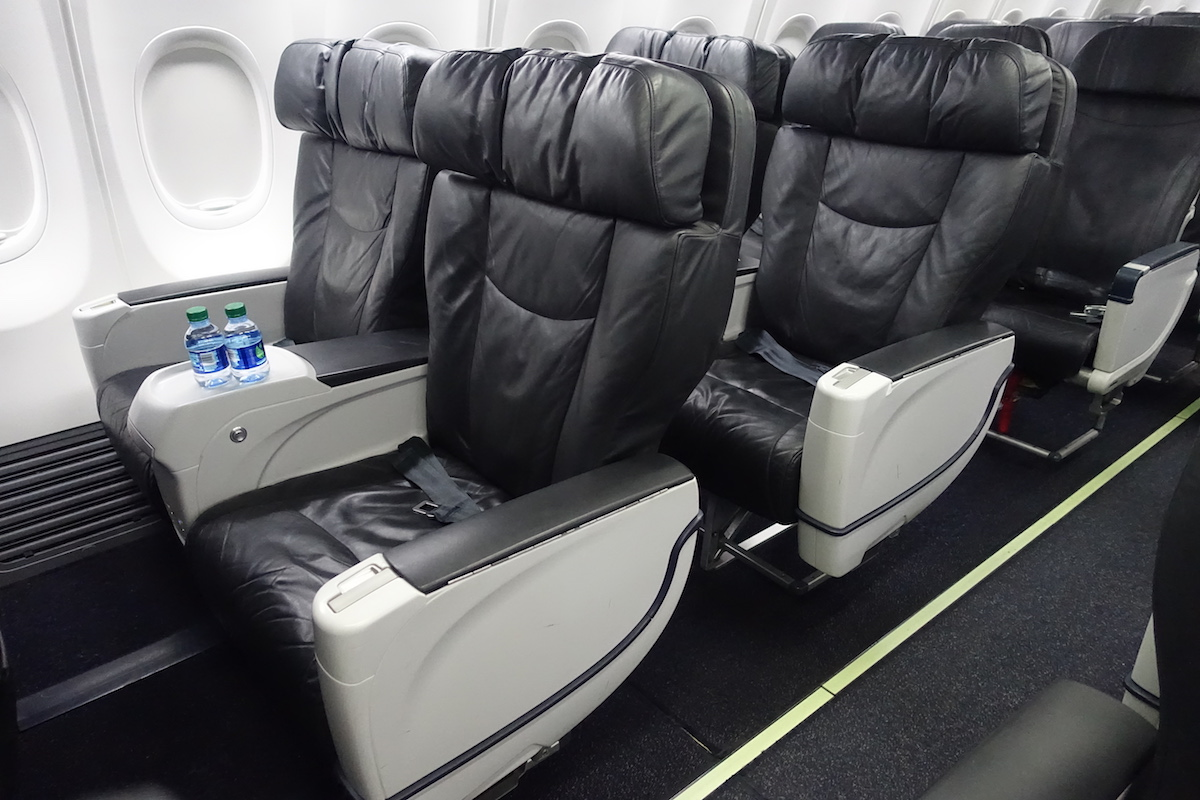 Alaska Airlines Is Making Changes To Their First Class