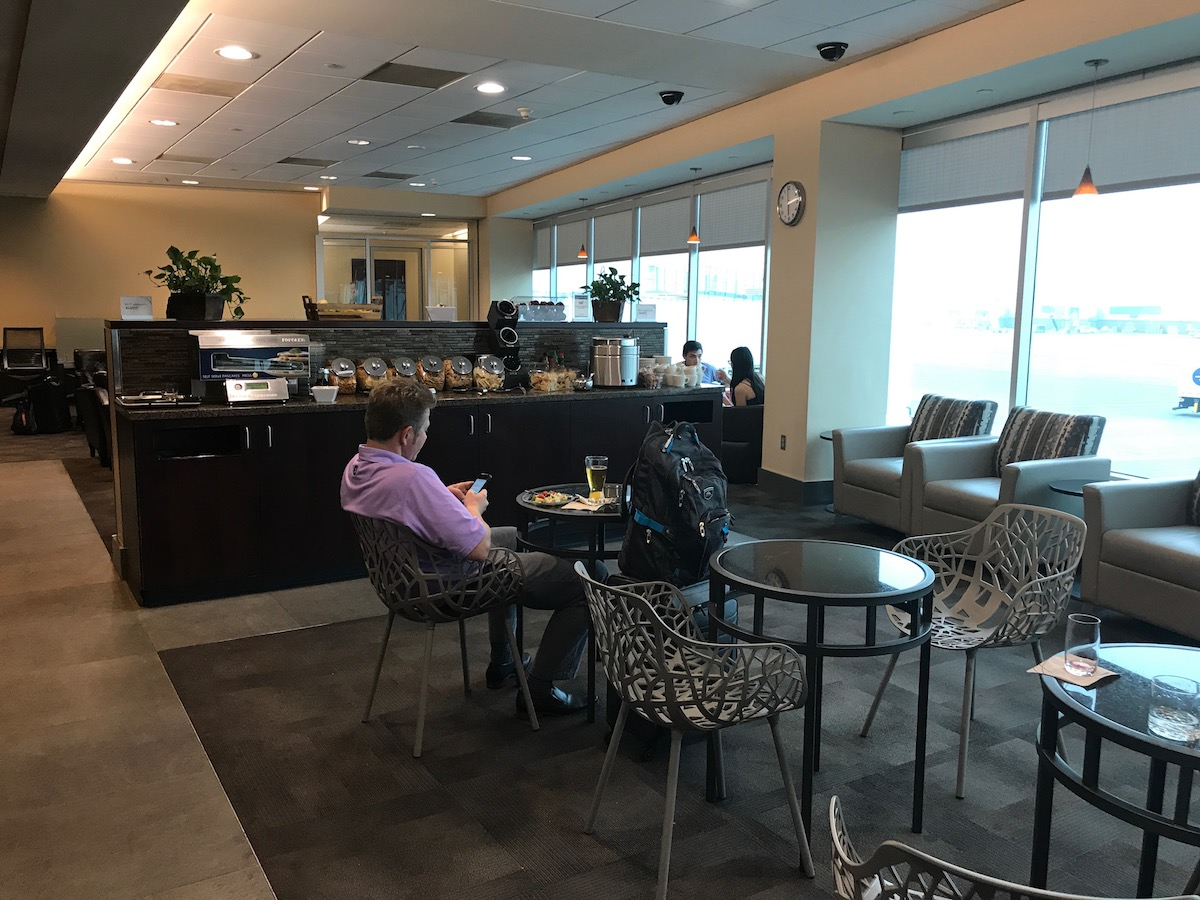 Review: Alaska Lounge Portland Airport - One Mile at a Time