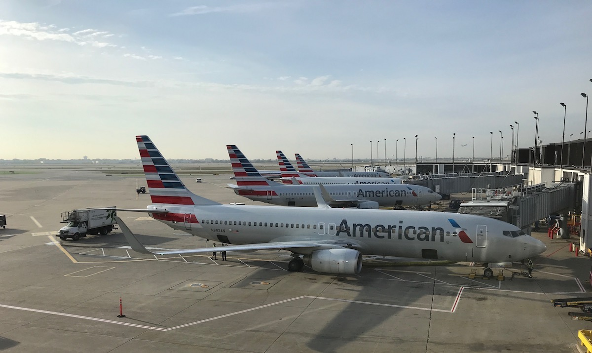 The Naacp Issues Travel Advisory For American Airlines
