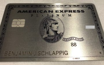 You Can Now Request A Metal Amex Business Platinum Card One Mile