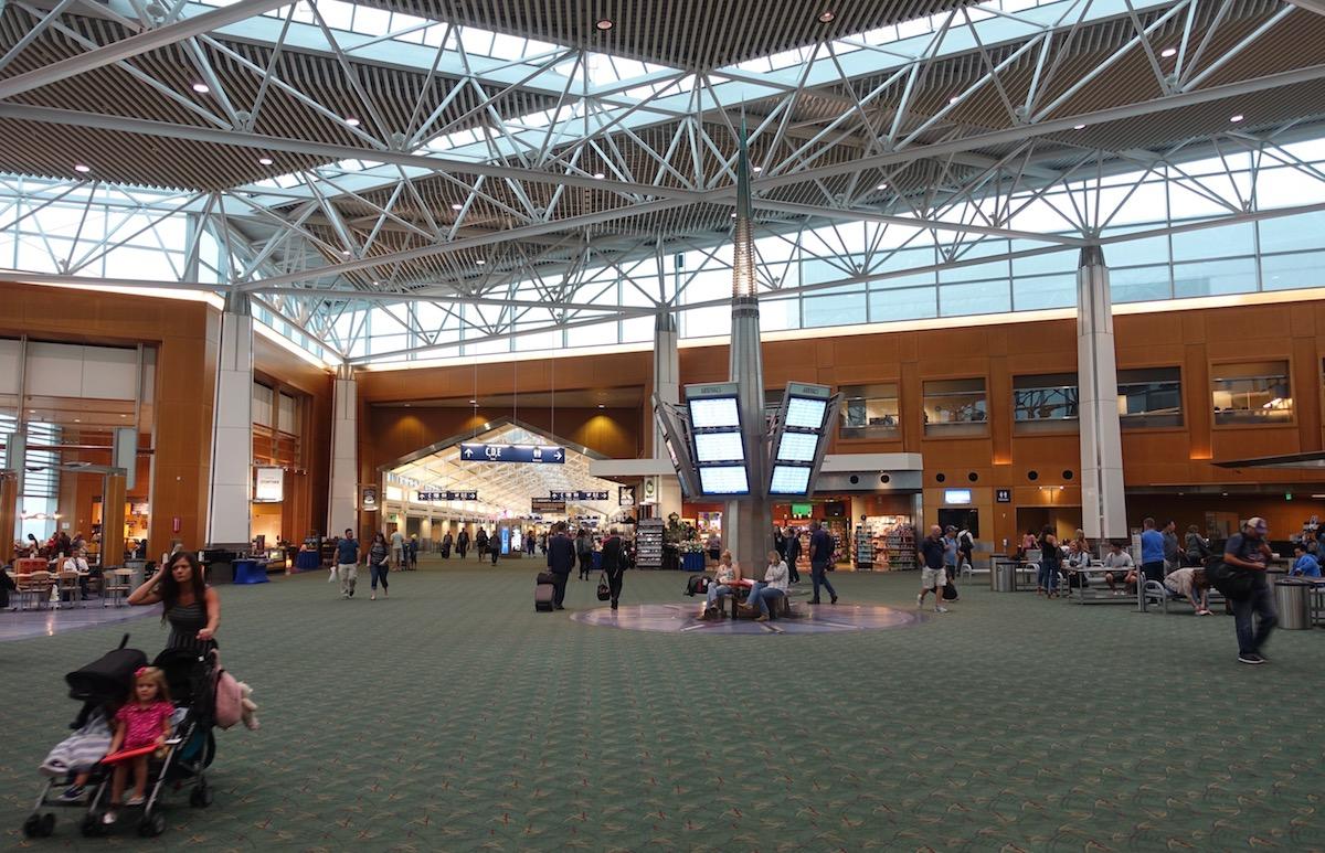Portland Airport Concourse C