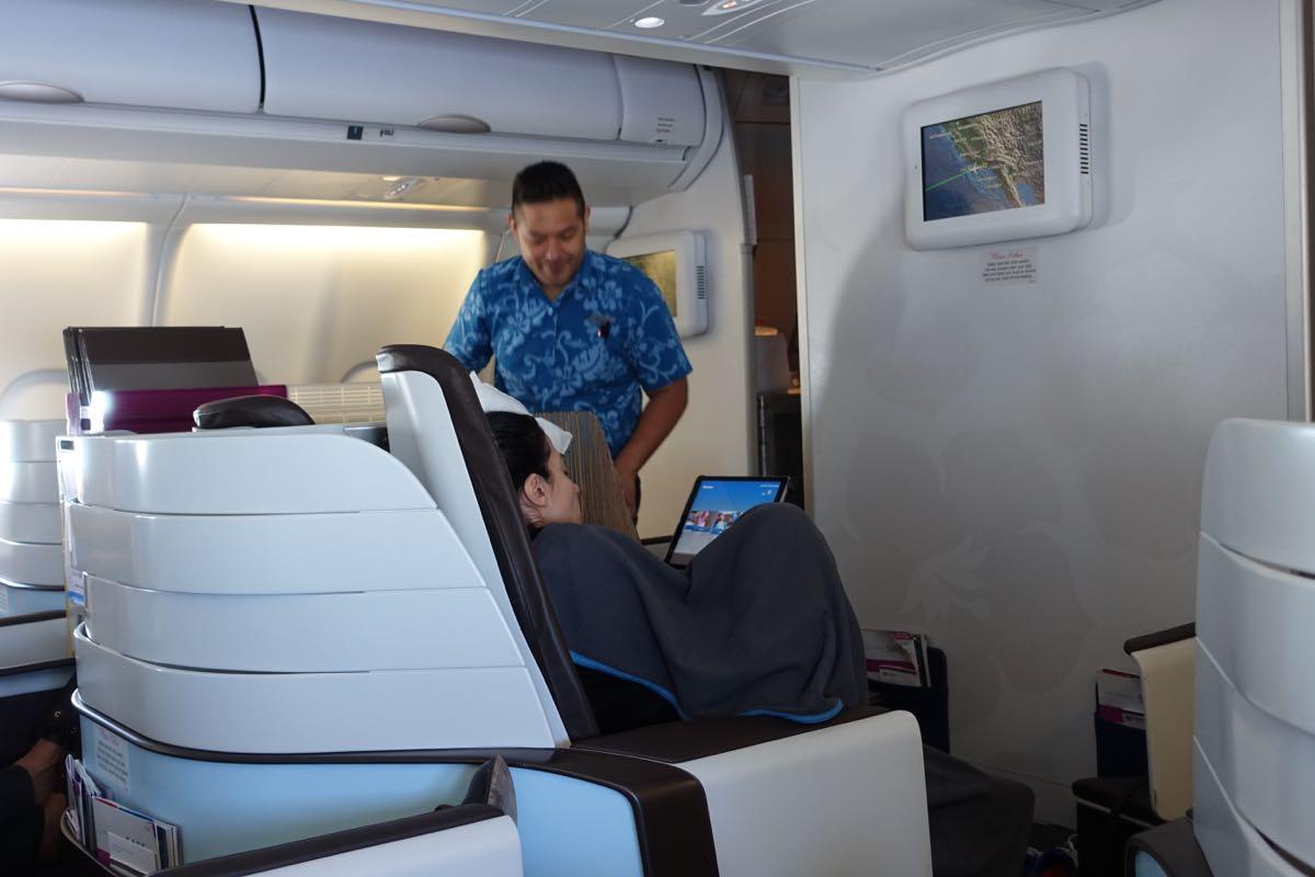 Hawaiian A330 Review 12