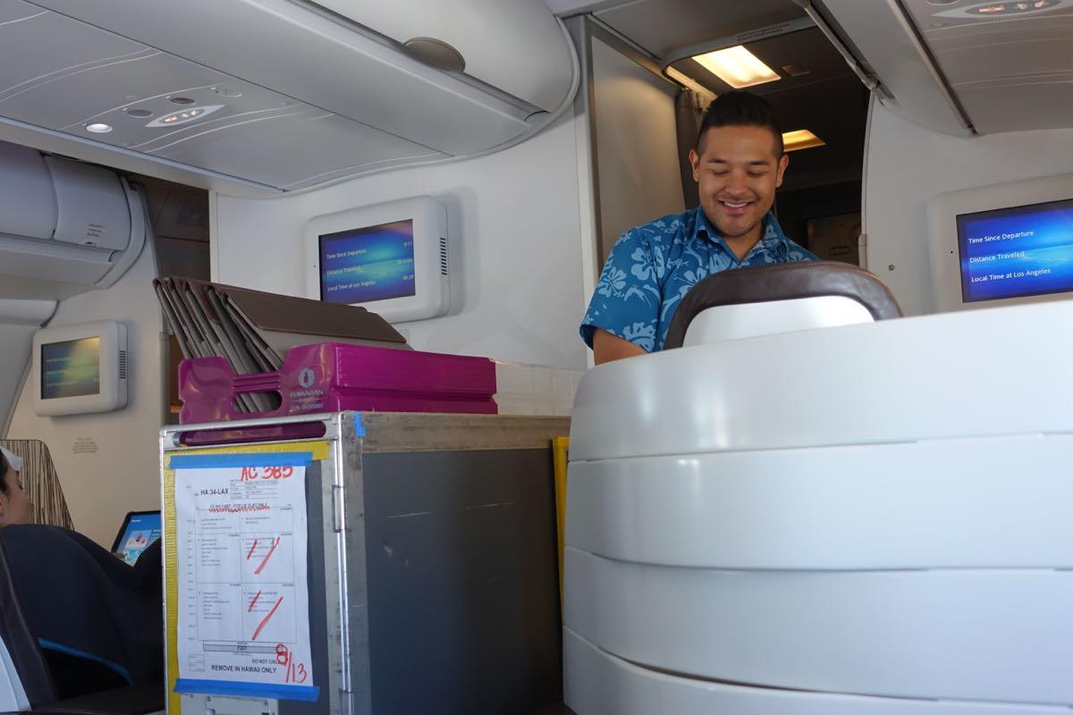 Hawaiian A330 Review 14