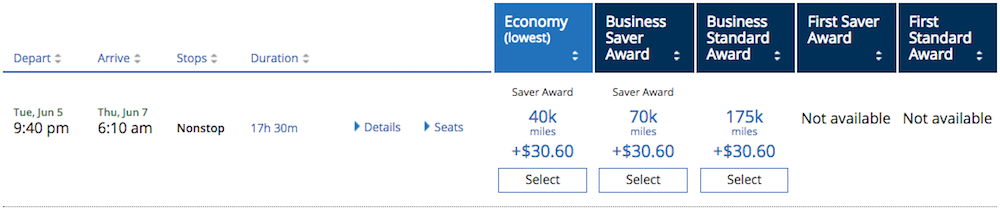 United Adds Houston To Sydney Route - Now That\'s A Long Flight - One ...