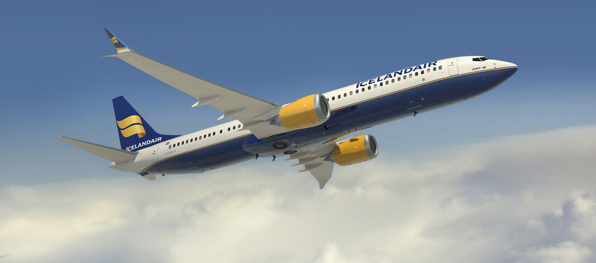 Icelandair Announces Their First 737 MAX Routes - One Mile at a Time