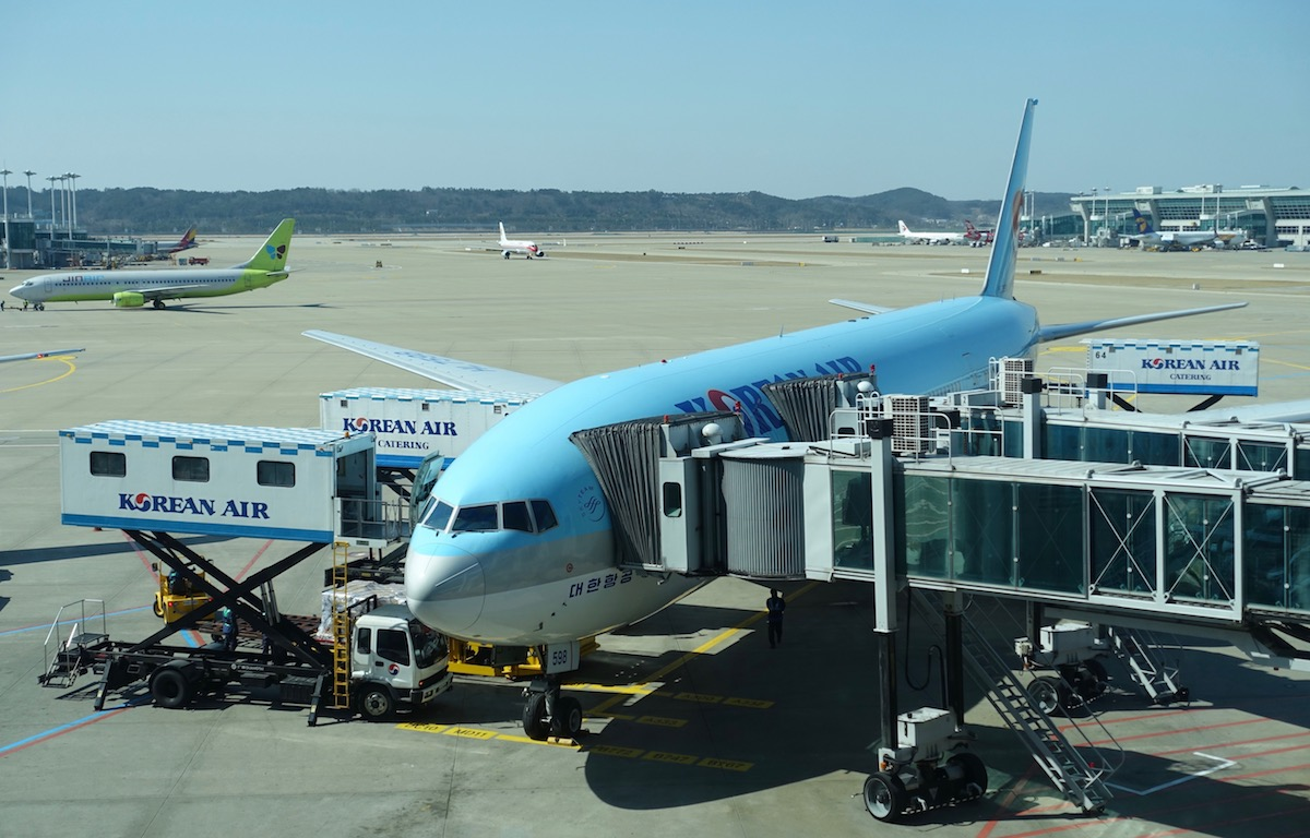 Korean Air Is Discontinuing Flights To Houston As Of Next Month ...