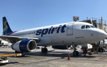 Spirit Airlines Is Introducing Inflight Wifi | One Mile at a