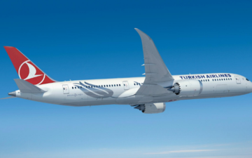 Turkish Airlines Launching Mexico Triangle Flight | One Mile ...