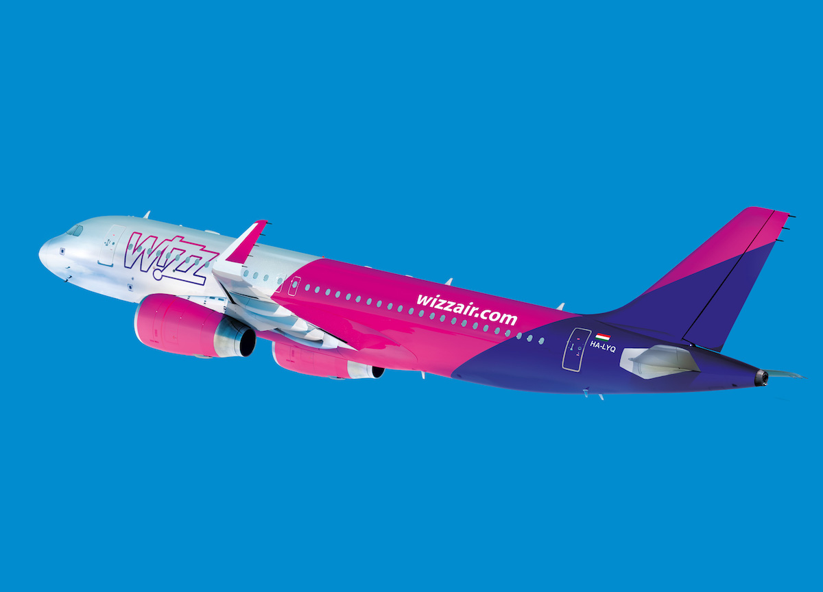 Wizz Air S New Direction Western European Flights And Bases One Mile At A Time