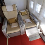 Air India 747 First Class