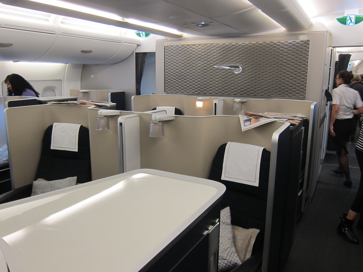 Great British Airways First Class Fares From London One