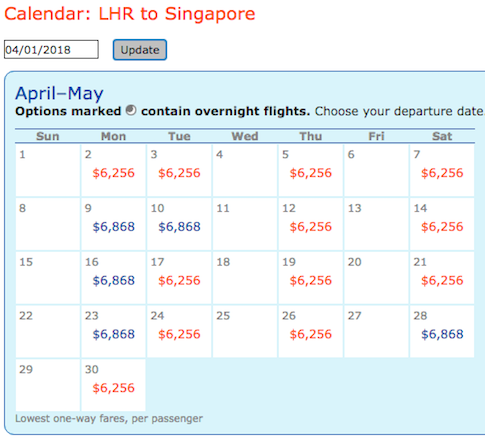 The Second Route To Get Singapore\'s New A380 Suites Class - One Mile ...