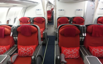 Sichuan Airlines A330 Business Class – 1