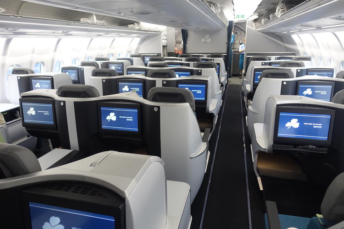 You Can Now Redeem Alaska Miles On Aer Lingus