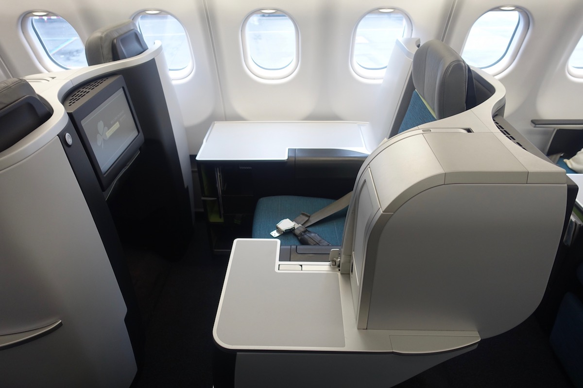 Aer Lingus Business Class A330