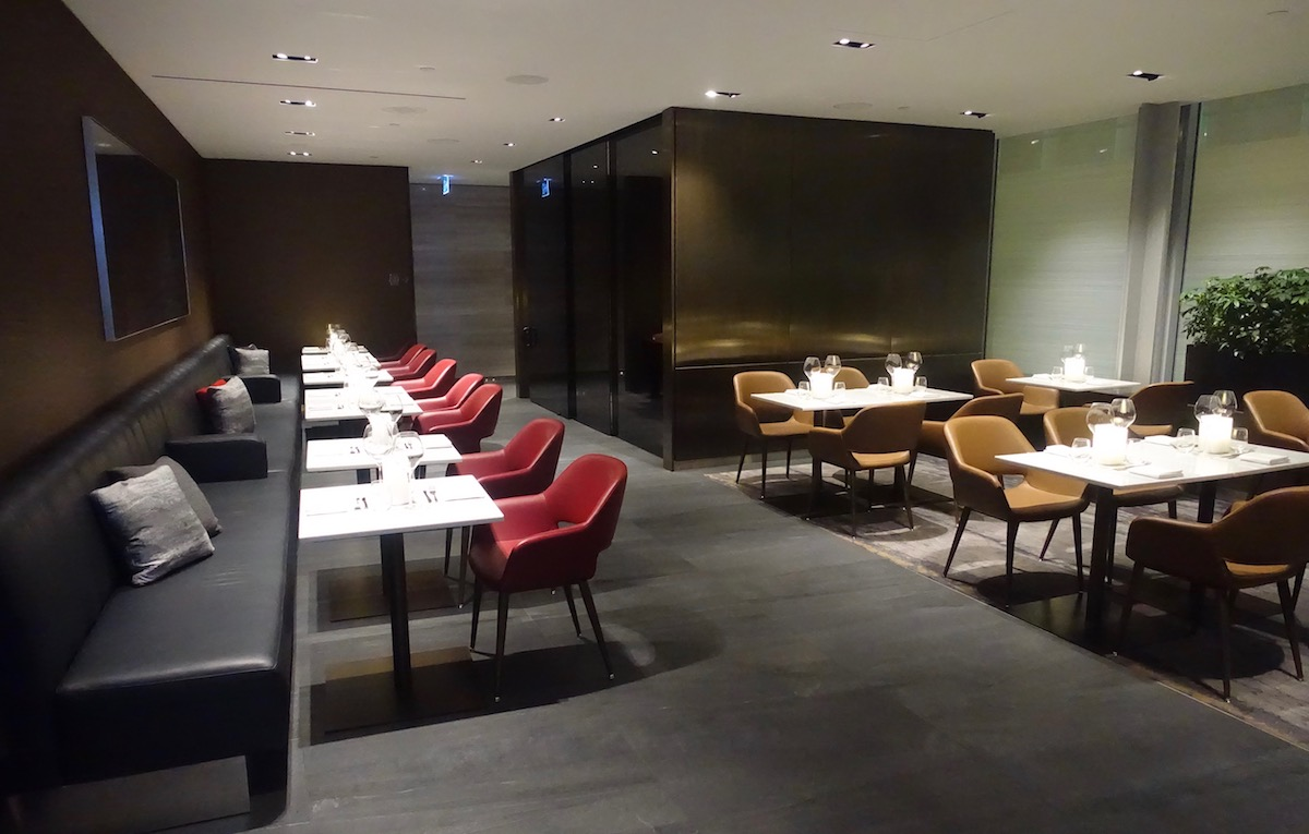 Air Canada Signature Suite Toronto 18 One Mile At A Time