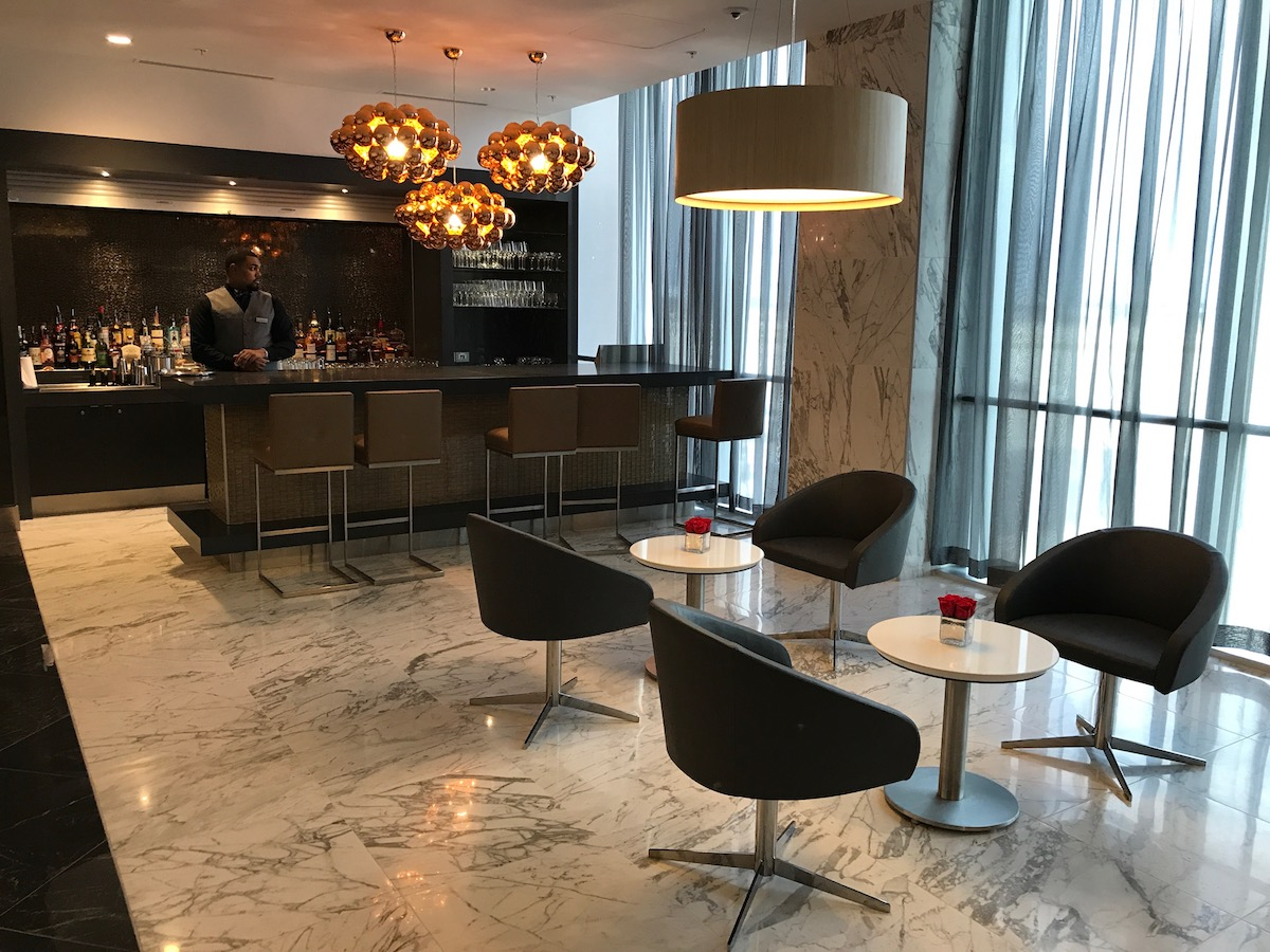 Aa Flagship First Dining Miami Review I One Mile At A Time