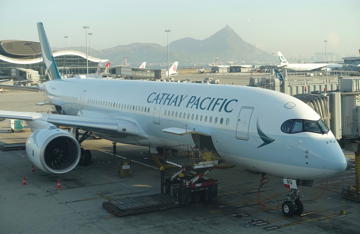 Cathay Pacific Downgrades Washington Route Just Weeks After Launch