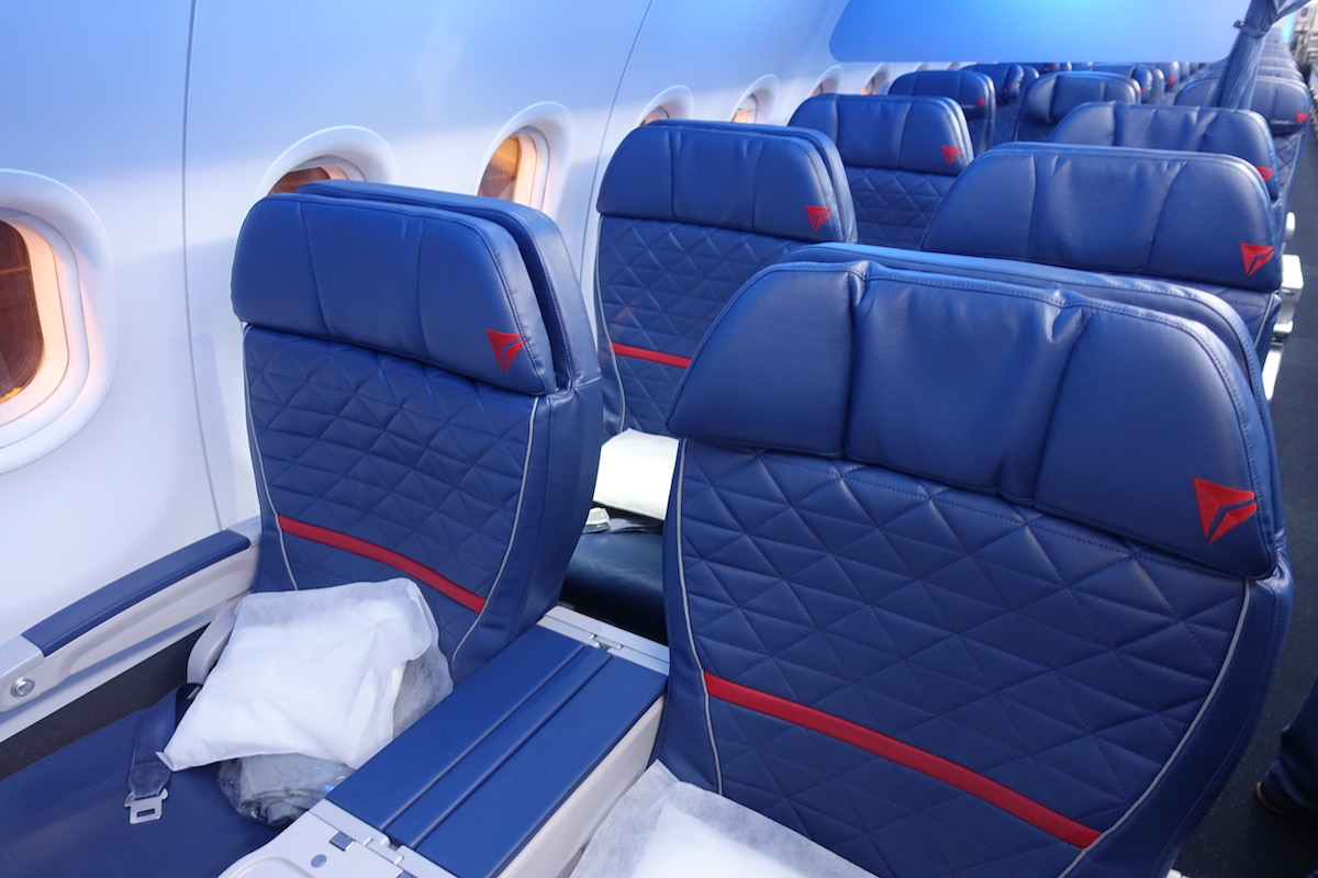 Delta Is Eliminating Business Class On Some Transatlantic