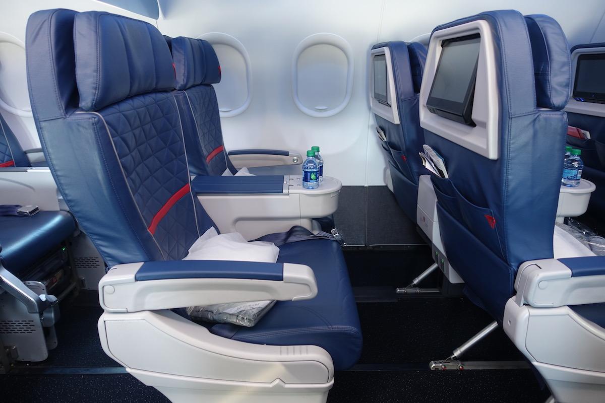 Delta First Class 2