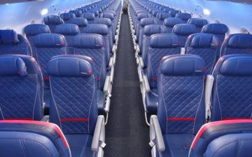 Delta First Class – 3