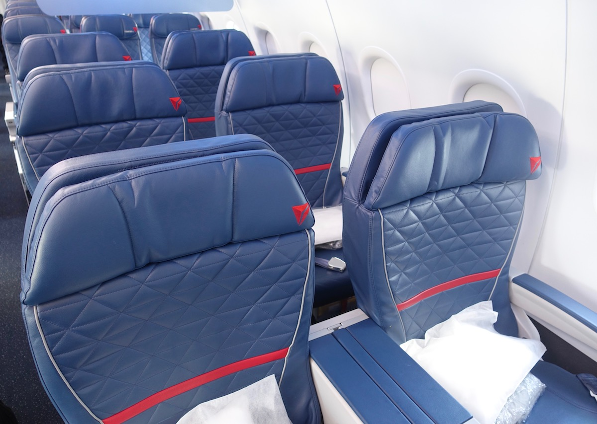 Delta Is Eliminating Business Class On Some Transatlantic Flights One Mile At A Time