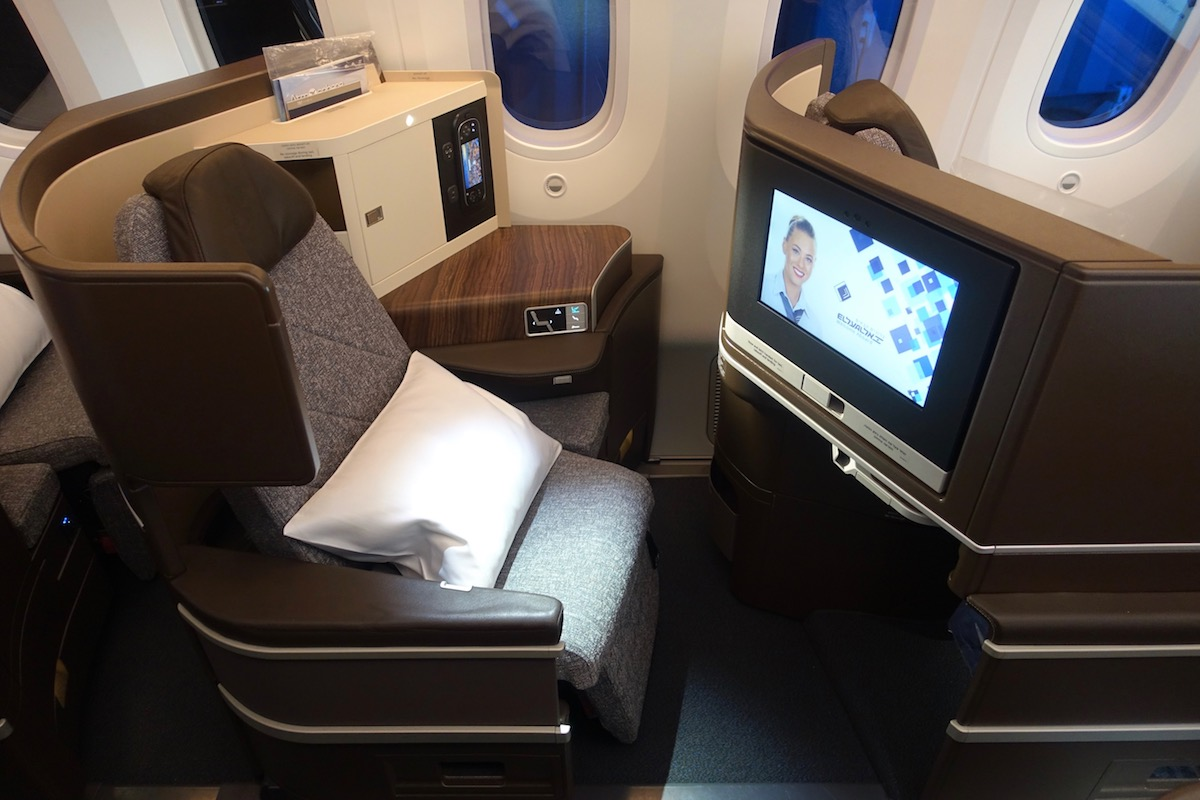 EL AL 787 Business Class In 10 Pictures - One Mile at a Time