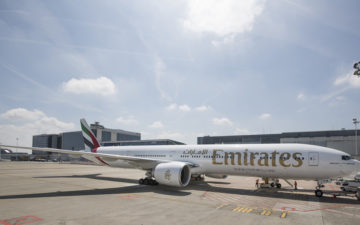 Emirates – Brussels Airport Belgium