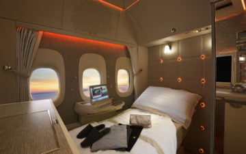 Emirates New First Class 3