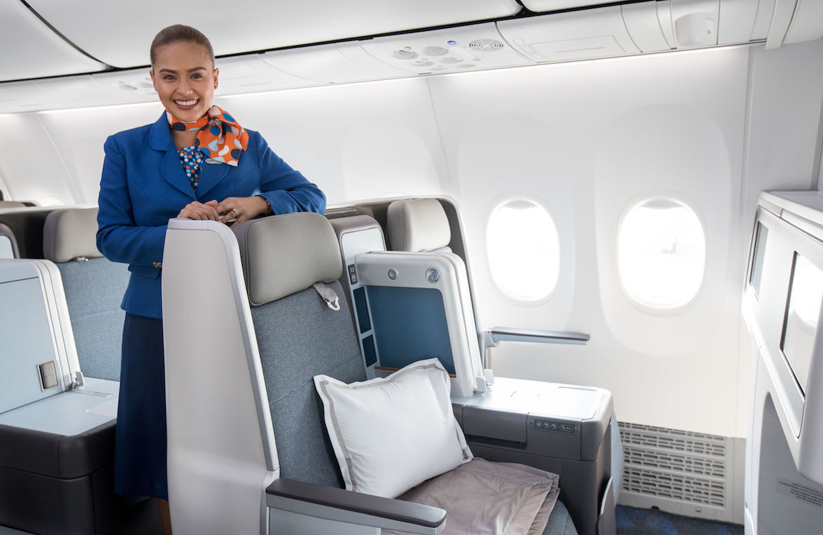 Flydubai Introduces Flat Beds In Business Class One Mile