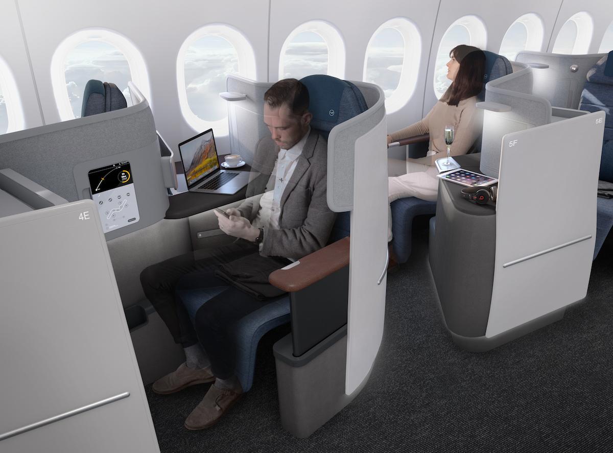 Lufthansa New Business