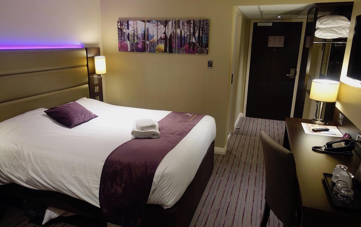 Review: Premier Inn London Heathrow Terminal 4 - One Mile at a Time