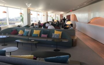 Virgin Atlantic Clubhouse Lax – 3
