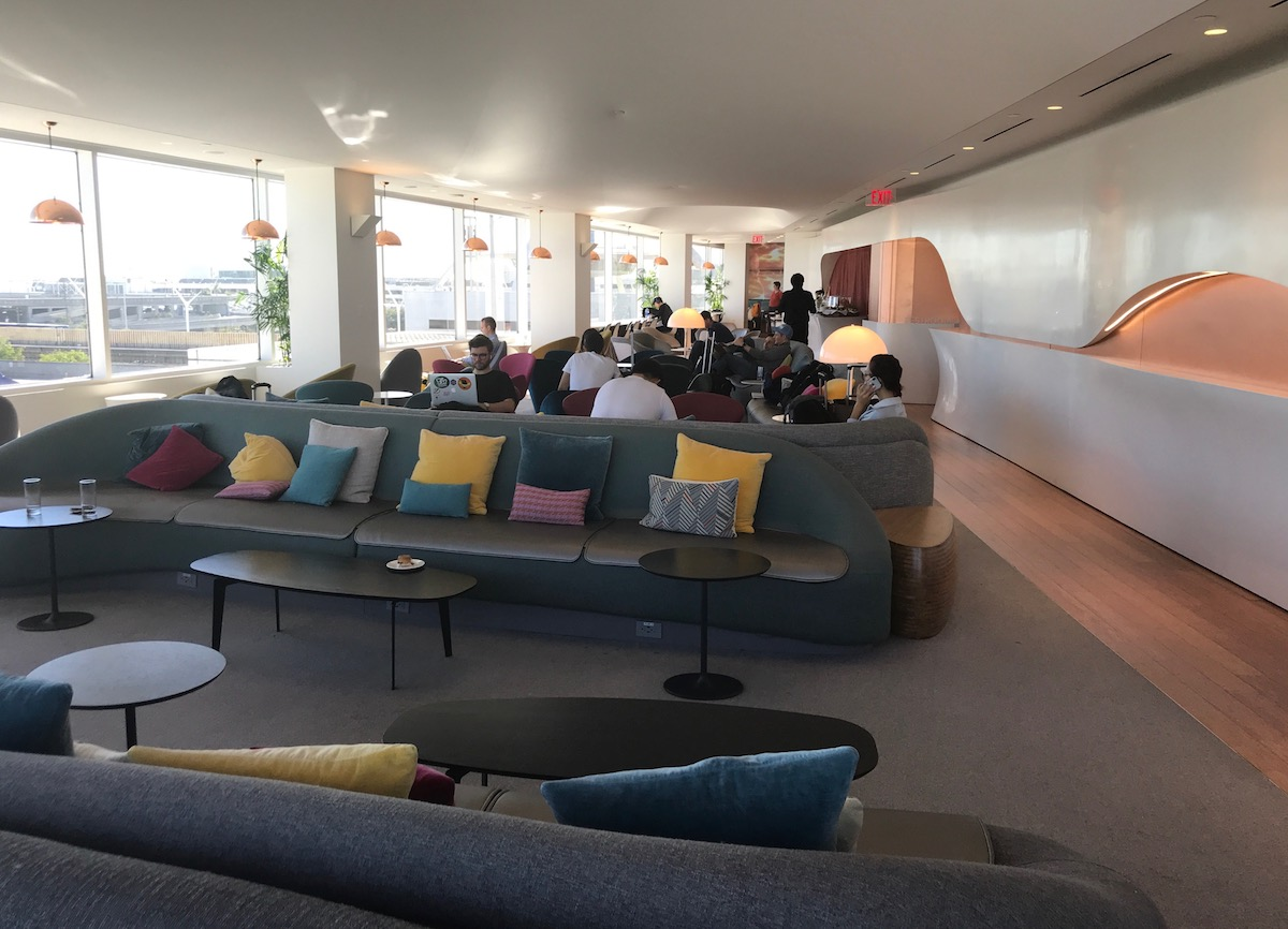 My Experience Using The Virgin Atlantic Clubhouse Lax With