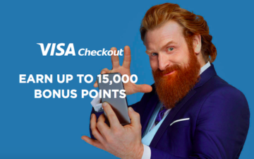 Wyndham Visa Checkout Promotion