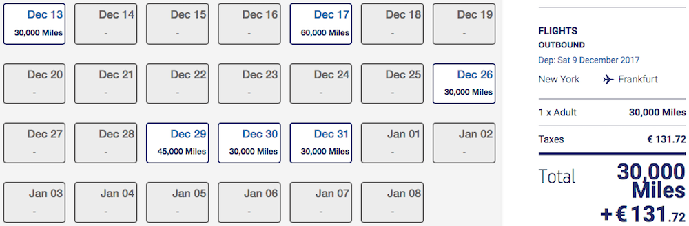 You Can Now Redeem Aegean Miles For Star Alliance Awards Online One Mile At A Time