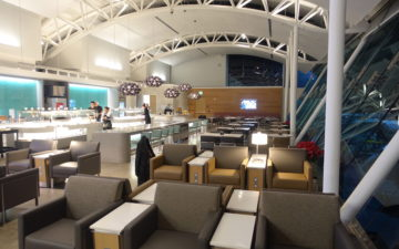 American Flagship Lounge Lax – 12