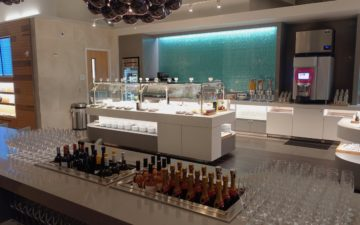American Flagship Lounge Lax – 28