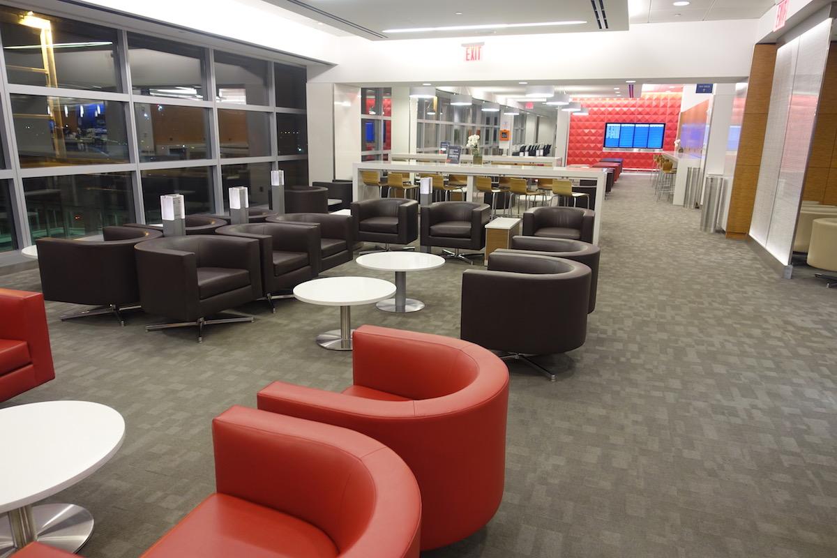 Review: Delta SkyClub New York JFK Airport