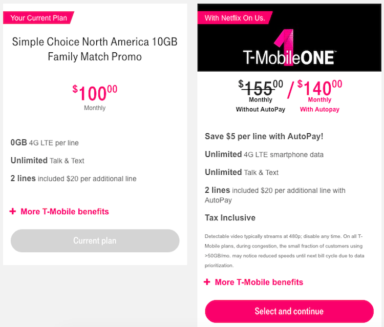 Is T-Mobile ONE Plus Worth It For International Travel? | One Mile