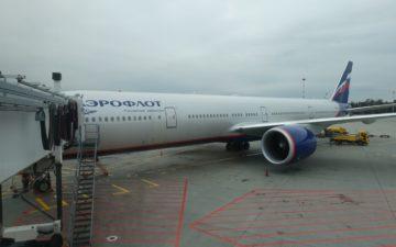 Aeroflot 777