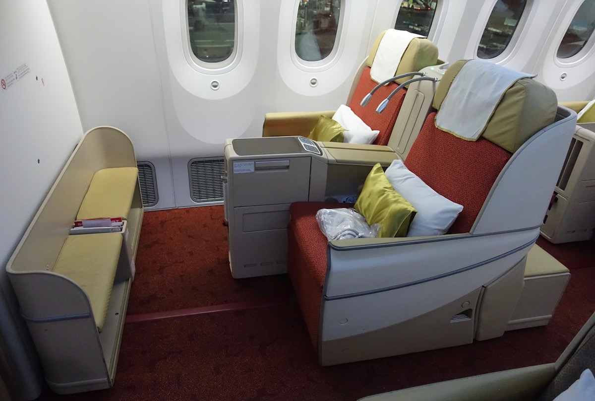 Air India Business Class 787 4 One Mile At A Time