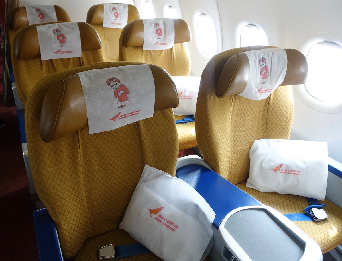 Review air india business class a321 delhi to colombo for Cabine in delhi la