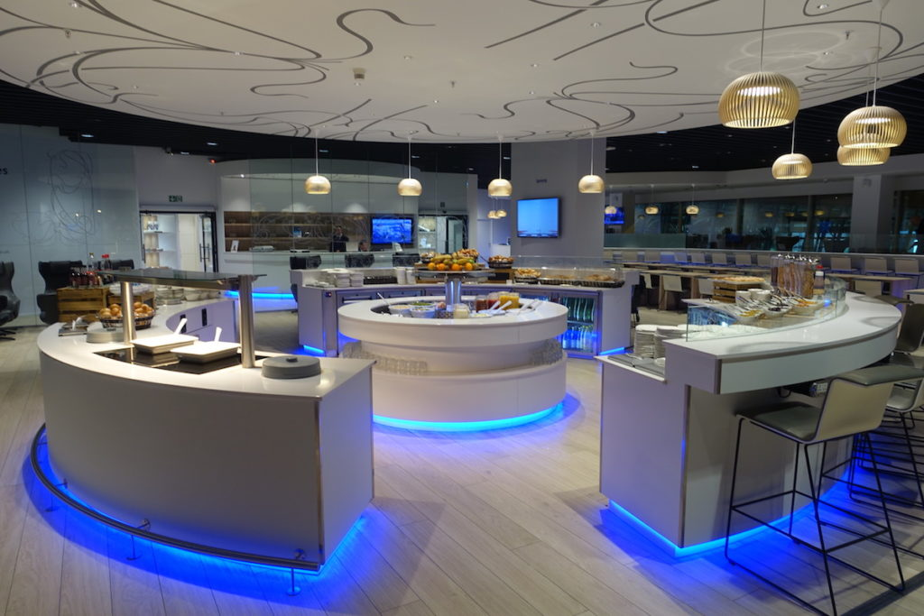 Review: Brussels Airlines Lounge Brussels Airport