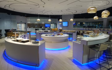 Brussels Airlines Lounge – 13